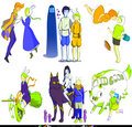 freinds - adventure-time-with-finn-and-jake fan art