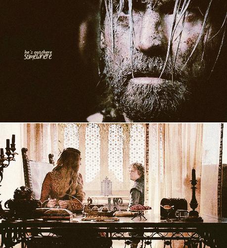 Jaime, Cersei & Tyrion