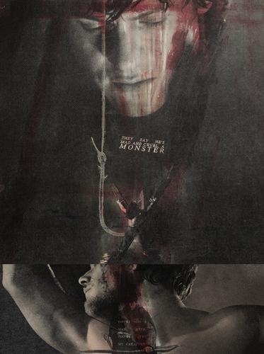 Theon Greyjoy & Ramsay Snow