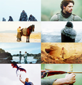 In the songs - game-of-thrones fan art