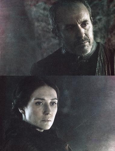 Stannis Baratheon & Melisandre