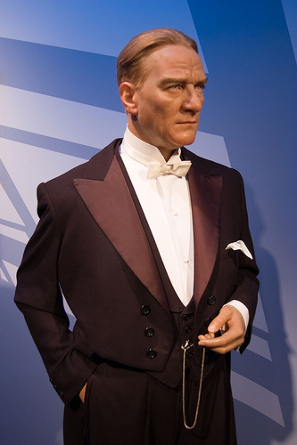 great leader Madame Tussauds Berlin