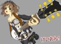 guitar anime