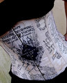 harry potter corset - harry-potter photo