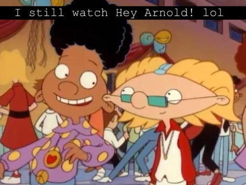 こんにちは arnold!