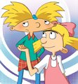 hey arnold! - hey-arnold fan art