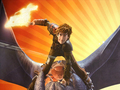 hiicup in httyd 2 - how-to-train-your-dragon photo