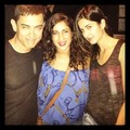 in Chicago for the shooting of their upcoming action flick Dhoom 3. - katrina-kaif photo