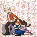 lol xD  - inazuma-eleven fan art