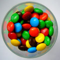 m&ms - chocolate photo