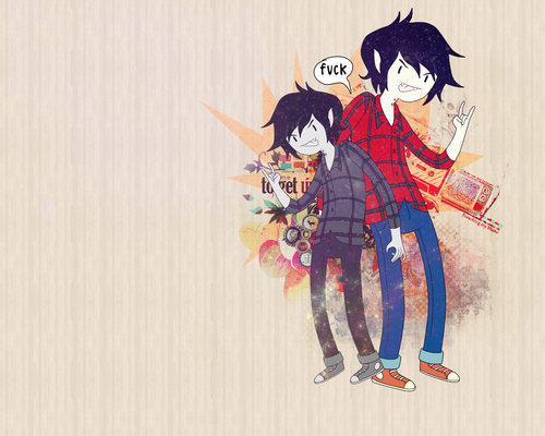marshall lee vampire king