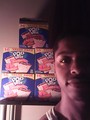 me and my poptarts - pop-tarts photo