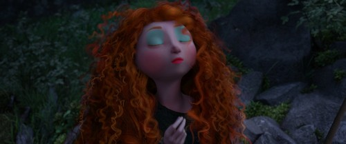 merida's night-life look