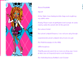 my second bio - monster-high photo