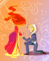 princess and her prince - flame-princess photo