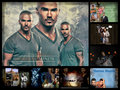 ritas wall - shemar-moore fan art