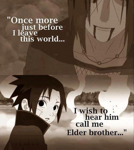 Sad Words Naruto Shippuuden Foto 34440402 Fanpop