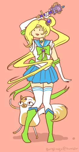 sailor fionna