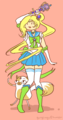 sailor fionna - adventure-time-with-finn-and-jake photo