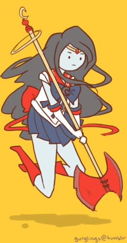 sailor marceline