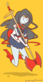 sailor marceline - adventure-time-with-finn-and-jake photo
