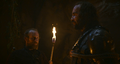 sandor and thoros - sandor-clegane photo