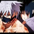 sasuke and kakashi - hottest-guys-in-naruto photo
