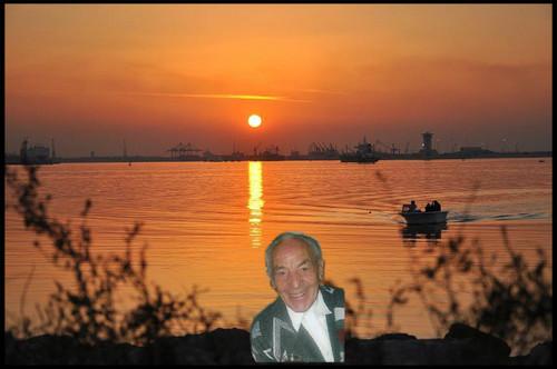 sun set dad