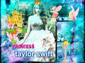 taylor swift as a princess - taylor-swift fan art