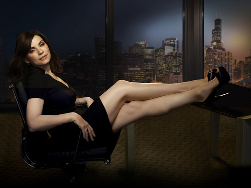 The Good Wife wallpaper with bare legs, hosiery, and tights called the good wife wallpaper