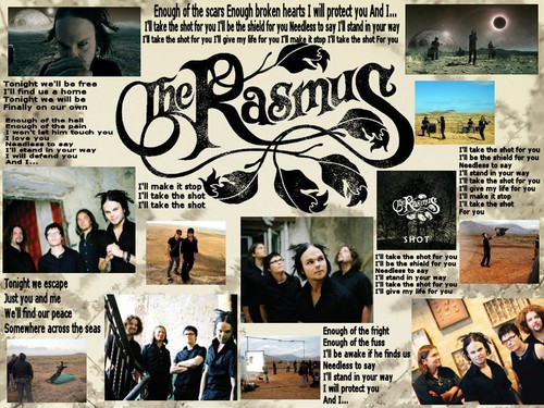 the rasmus collage