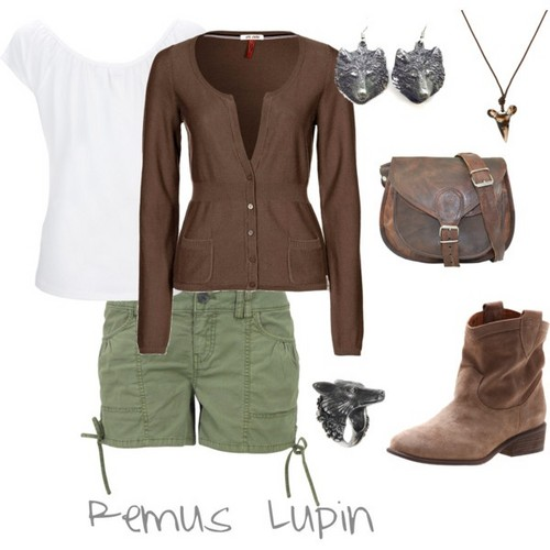 to be Remus Lupin :)