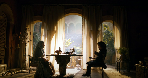 tyrion and olenna