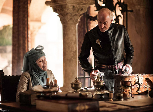 tywin and olenna