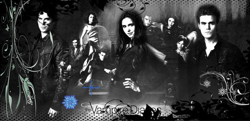 vampire diaries    by caitie199657