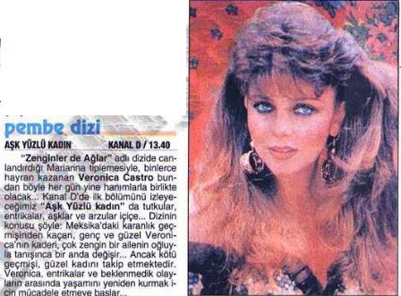 veronica turkish news
