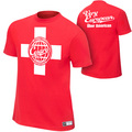wwe antonio cesaro authentic t-shirt - wwe fan art