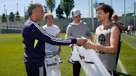 ♥ 1D & Real Madrid