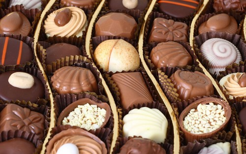 <3 Brown Sweet tsokolate <3