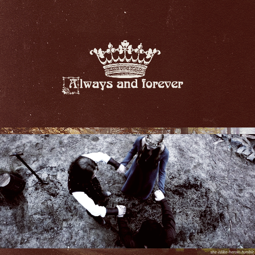 """Always And Forever."""