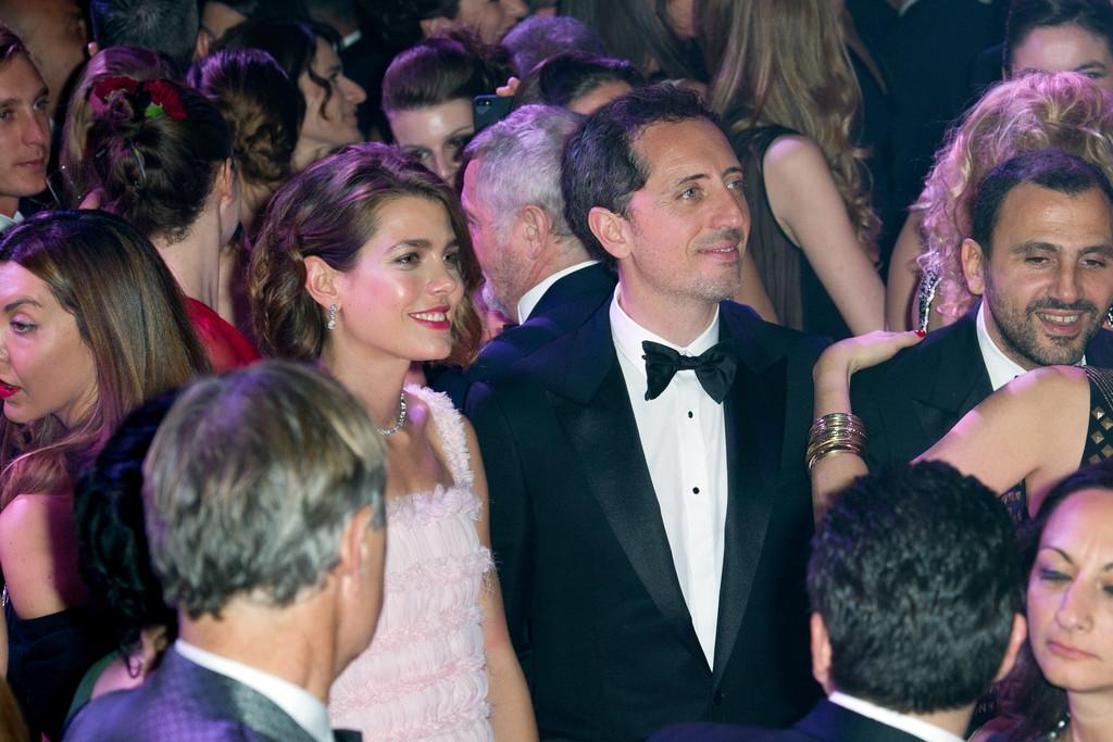 'Bal De La Rose Du Rocher' in Aid of the Foundation Princess Grace