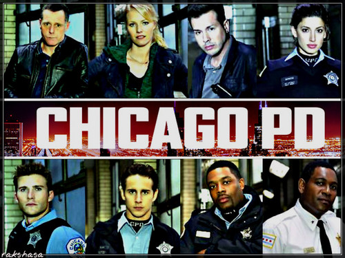 Chicago PD (TV Series) wallpaper with anime titled ★ Chicago PD ☆