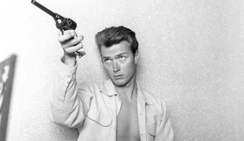 Clint Eastwood wolpeyper called ★ Clint ☆