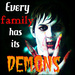 ★ Dark Shadows ~ Every family has its demons ☆  - tim-burtons-dark-shadows icon