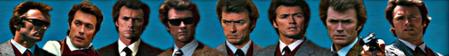 ★ Dirty Harry Callahan banner ☆