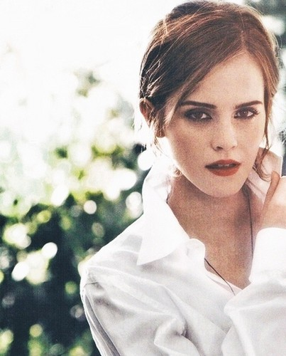 Emma Watson wallpaper containing a portrait entitled ~Emma~