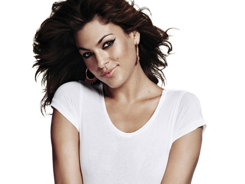 Eva Mendes wallpaper probably with attractiveness and a portrait entitled  Eva Mendes