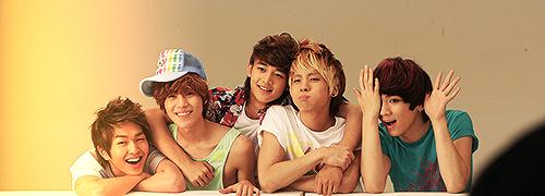 ♥Five years shining ~ Five years with 5HINee~♥