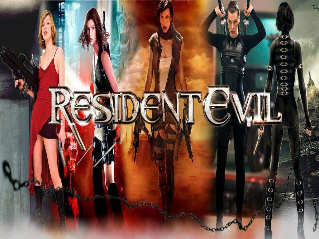 Resident Evil Resident Evil Movie Fond D Ecran 34552753 Fanpop