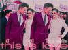 Robert Pattinson & Kristen Stewart चित्र probably with a business suit entitled #RobstenNoMatterWhat♥